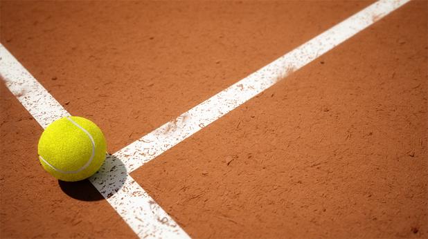 Тенис арт