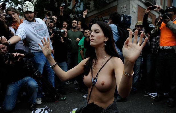 гол протест 8