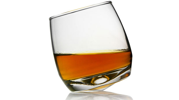 чаша, уиски