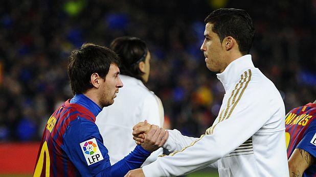 Лионел Меси, Барселона, Кристиано Роналдо, Реал (Мадрид)
