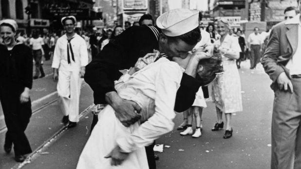Kiss the War Goodbye