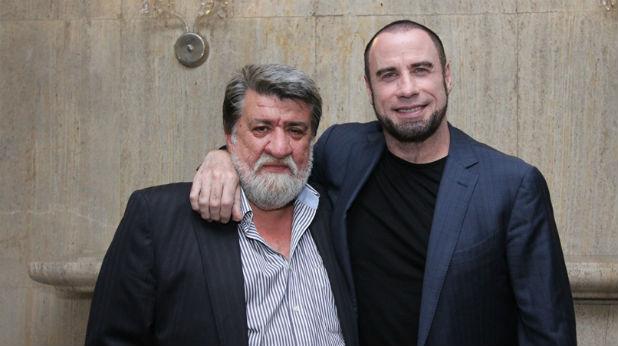 Вежди Рашидов и Джон Траволта