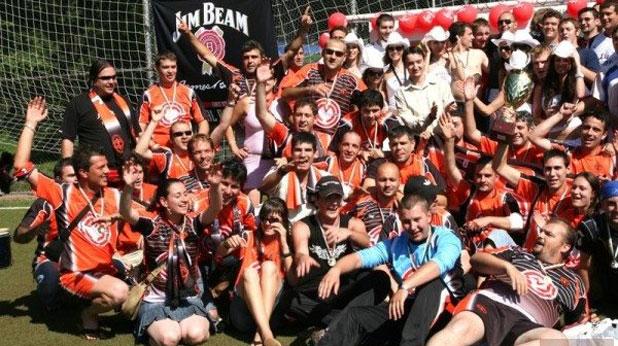 ФРГ, шампион, Форумна лига