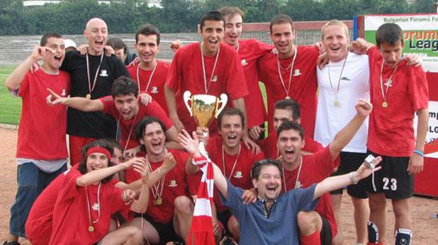 ЦСКА, Форум ЦСКА, шампион, Форумна лига, сезон 2005/06