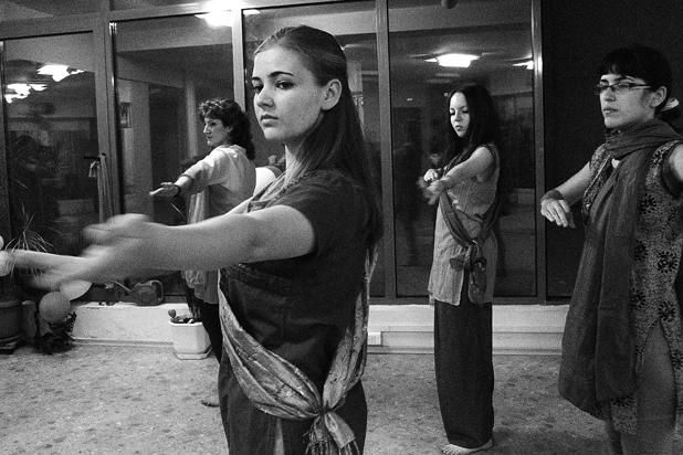 Боливуд танци