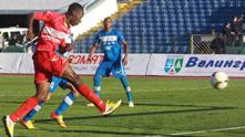 Серж Нюаджи донесе победата на ЦСКА с 1:0 над Левски на 20 октомври 2012