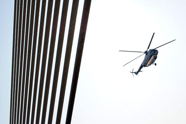 Правителствен хеликоптер
