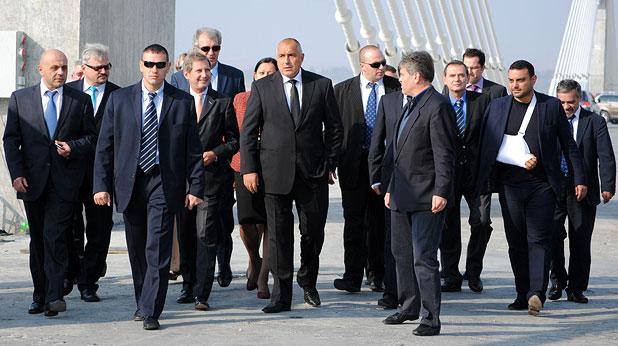 Бойко и министри