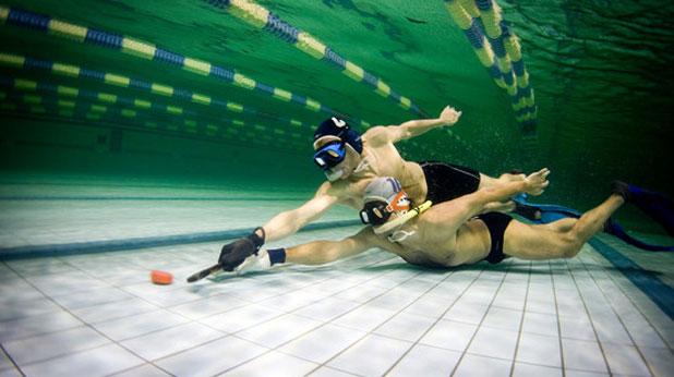 Хокей под вода
