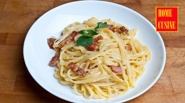 спагети карбонара