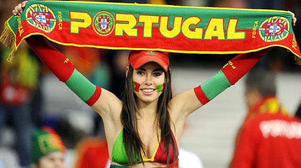 Португалия, фенка