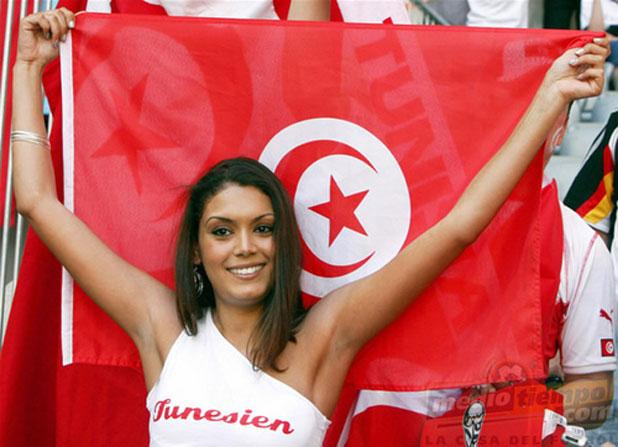 Тунис, фенка