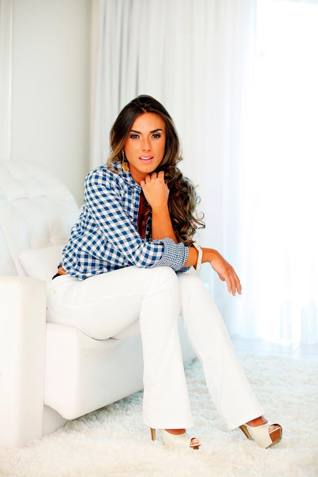 Никол Балси, Бразилия, модел 10
