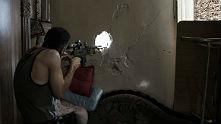 Снайперист в Алепо
