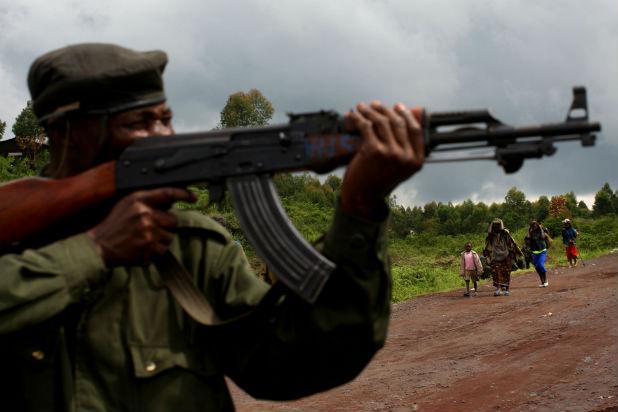 война в африка