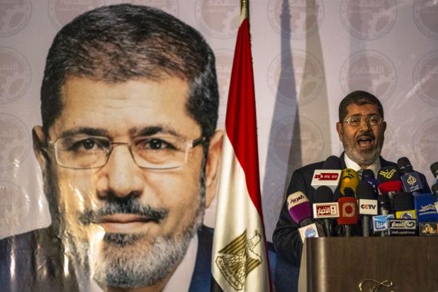 Мохамед Мурси