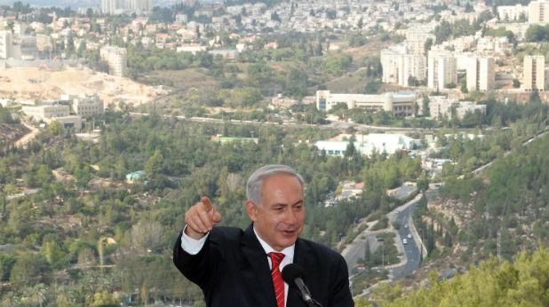 Бенямин Нетаняху