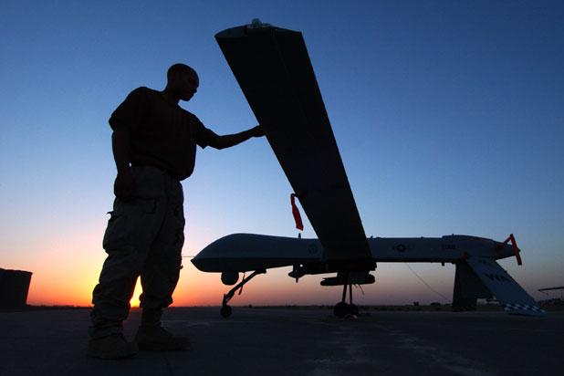 Безпилотен самолет