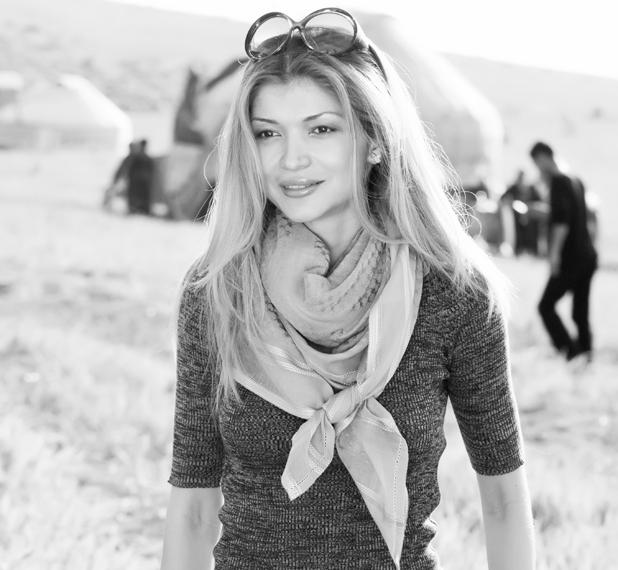Гулнара Каримова