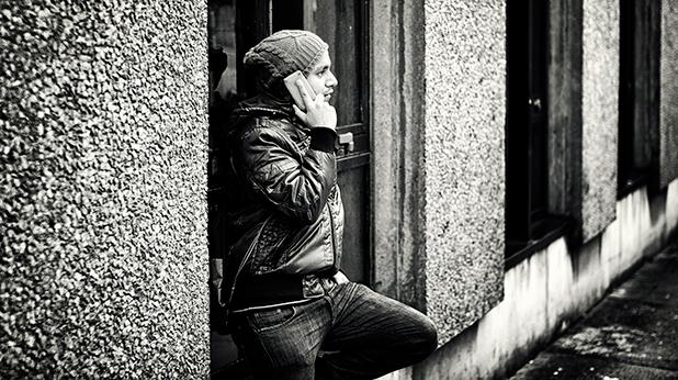 Разговоро на улицата