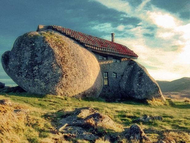 необичайни къщи