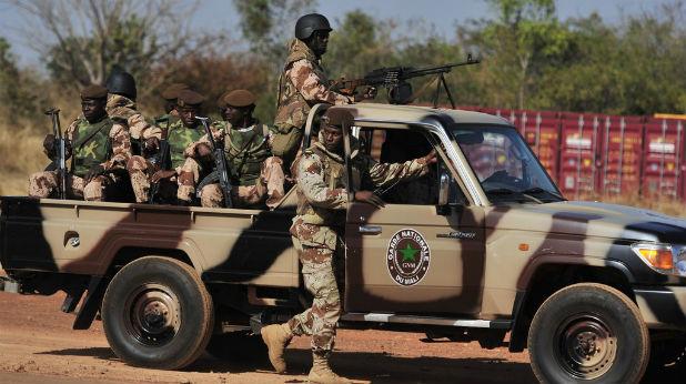 Конфликтът в Мали