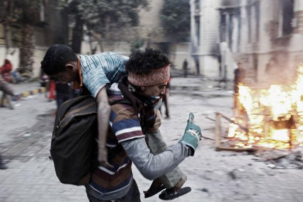 Протести в Египет