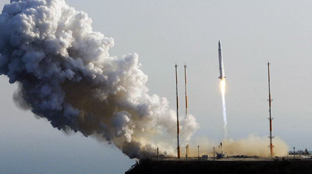 Южна Корея - космическа сила