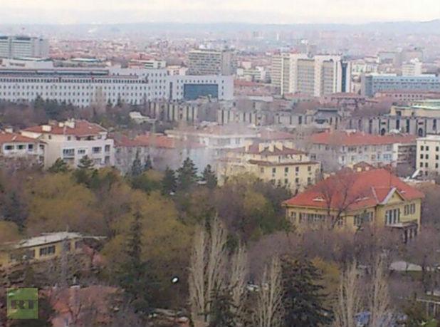 Атентат в Анкара