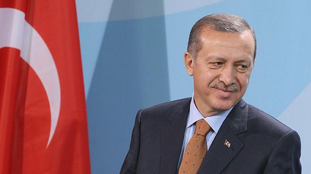 Турция - Ердоган