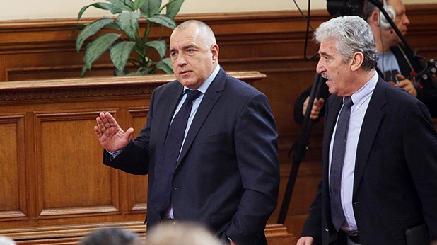 Бойко Борисов оставка