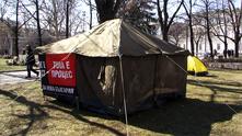 Палатков лагер