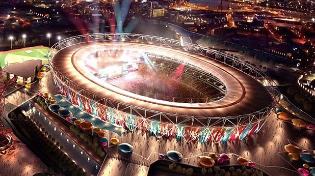 олимпийски стадион - лондон