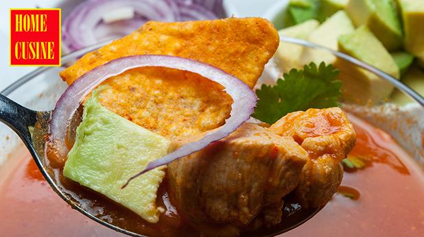 мексиканска пилешка супа