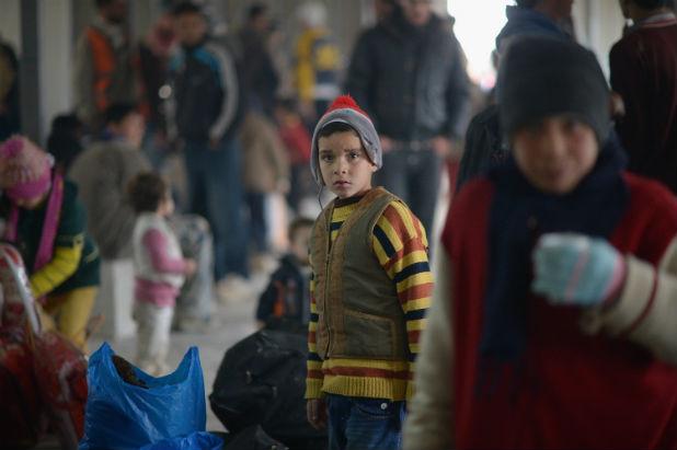 Деца от Сирия