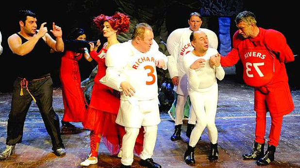 театър, постановки, ричард III