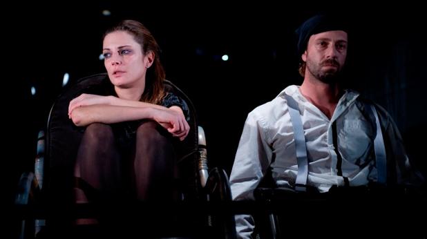 постановки, театър, гарванът
