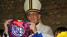 папата - сан лоренцо