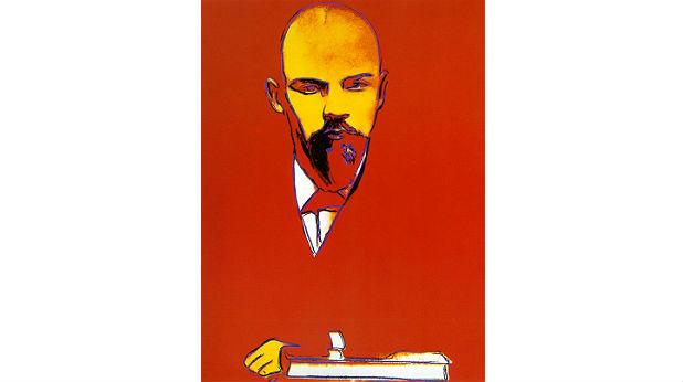 """Ленин"" на Анди Уорхол"