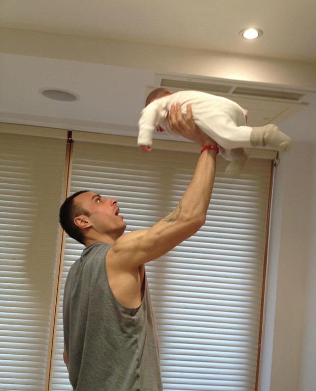 бербатов с бебето