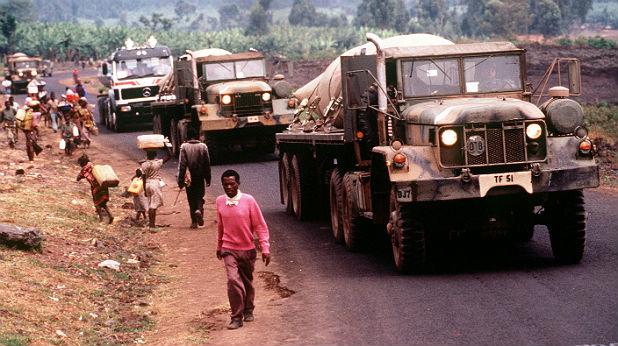 Геноцидът в Руанда