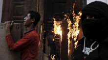 Насилие в Египет