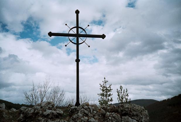 кръст