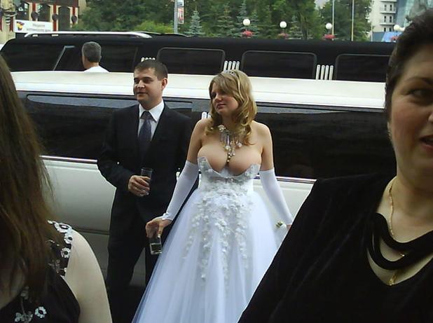 странни сватби