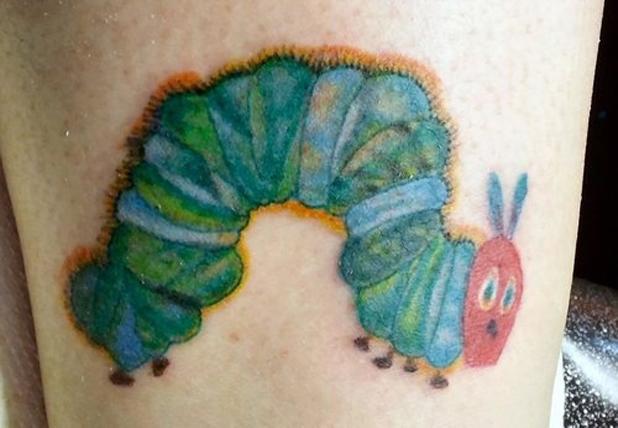 татуировки по книги