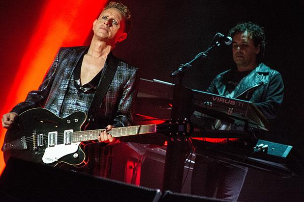 depeche mode в софия