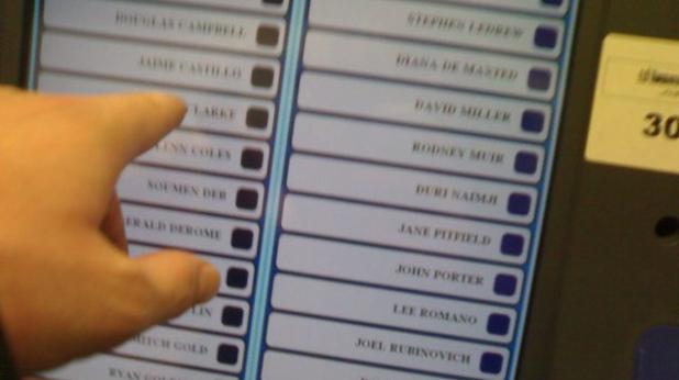 Резултат с изображение за електронно гласуване