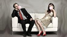 Отегчена двойка