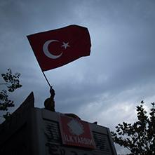 Турция протести