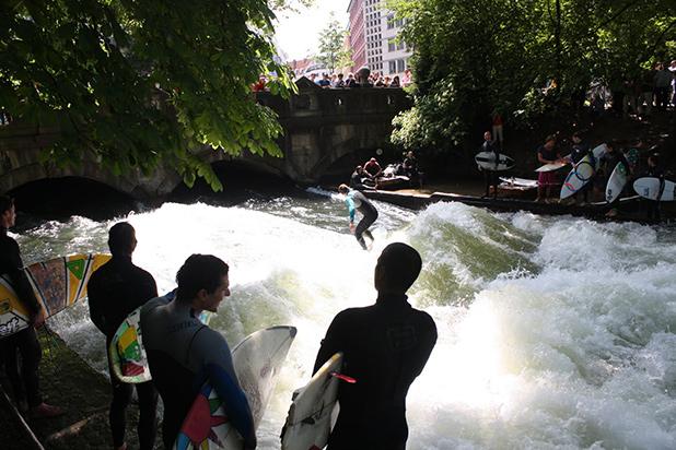 Градско сърфиране